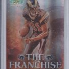 Torry Holt The Franchise Insert 2008 Score Select #F-15 Rams 410/999