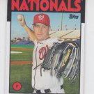 Jordan Zimmerman 2014 Topps Archives #104  Nationals