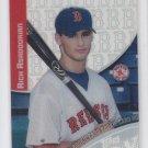 Rick Asadorian Rookie Card 2000 Topps Tek Card #45 Pattern 5 1914/2000 Red Sox