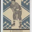 Alex Delvecchio Retro SP 2011-12 OPC O-Pee-Chee #538 Red Wings