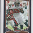 Warrick Dunn Refractors Parallel 2009 Bowman Chrome #59 Buccaneers