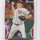 Nathan Karns Rookie Card 2013 Bowman Draft #3 Nationals QTY Available