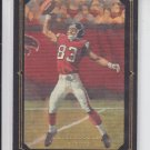 Harry Douglas Black Framed Parallel 2008 Upper Deck Masterpieces #22 Falcons