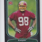 Brian Orakpo Rookie Card Refractors 2009 Bowman Chrome RC #147 Redskins