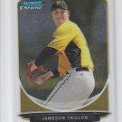 Jameson Taillon Top Prospects 2013 Bowman Chrome Draft #TP-12 Pirates