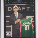Yi Jianlian Rookie Card 2007-08 Topps #116 Bucks