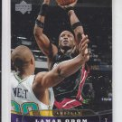 Lamar Odom Basketball Card 2004-05 Upper Deck #81 Lakers