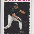 Frank Thomas Hot Shots 1993 Upper Deck #21 White Sox Sharp! HOF 2014