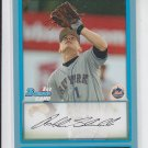 Robert Shields Blue Parallel 2009 Bowman Draft Picks #BDPP58 Mets 355/399