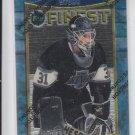 Jamie Storr Hockey Card 1994-95 Topps Finest #12 Kings Slight bow...