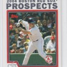 Kevin Youkilis 2004 Topps Traded #T100 Yankees