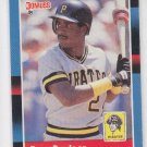 Barry Bonds Baseball Trading Card 1988 Donruss #326 Pirates Giants QTY