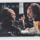 Sins of the Father EP 65 1995 Skybox Star Trek The Next Generation #280 *ED