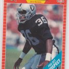 Terry McDaniel RC Football Trading Card 1990 Score #527 Raiders QTY Available