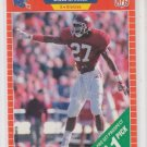 Steve Atwater Rookie Card 1989 Pro Set #492 Broncos