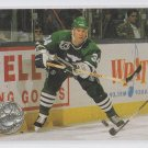 Mikael Andersson Platinum Performer 1991-92 Pro Set #180 Whalers