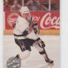 Bob Kudelski Hockey Trading Card Platinum Performer 1991-92 Pro Set #181 Kings