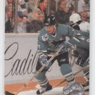 Wayne Presley Platinum Performer 1991-92 Pro Set #228 Sharks
