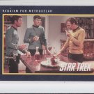 Requiem For Methuselah  Trading Card Single 1991 Impel Star Trek #227  *ED