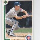 Greg Maddux Baseball Trading Card 1991 Upper Deck #115 Braves