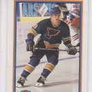 Rod Brind'Amour RC Hockey Trading Card 1990-91 Bowman #374 Blues