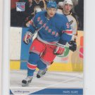 Pavel Bure Hockey Trading Card 2003-04 In The Game Toronto Star #63 Rangers