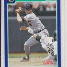 Cal Ripken Jr Baseball Trading Card 1991 Score #95 Orioles *ABC