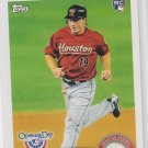 Brian Bogusevic Rookie Card 2011 Topps #56 Astros