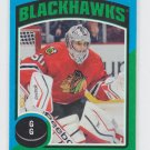 Corey Crawford Sticker Insert 2014-15 Upper Deck OPC #ST-6 Blackhawks