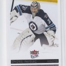 Ondrej Pavelec Hockey Card 2014-15 Upper Deck Fleer Ultra #198 Jets