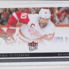 Henrik Zetterberg Hockey Card 2014-15 Upper Deck Fleer Ultra #64 Red Wings