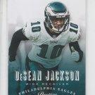 DeSean Jackson Football Trading Card 2013 Panini Prestige #145 Eagles