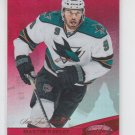 Martin  Havlat Mirror Red SP 2013-14 Panini Certified #99 Sharks 192/199