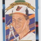 Cal Ripken Jr Diamond Kings 1987 Donruss #26 Orioles