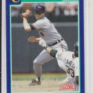 Cal Ripken Jr Baseball Trading Card 1991 Score #95 Orioles