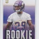 Xavier Rhodes Rookie Card 2013 Panini Prestige #298 Vikings