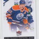Ryan Nugent-Hopkins Hockey Card 2014-15 Upper Deck Fleer Ultra #75 Oilers