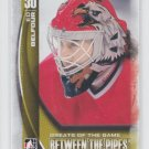 Ed Belfour Greats of the Game 2013-14 ITG Between the Pipes #102 Blackhawks
