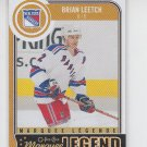 Brian Leetch Marquee Legend 2014-15 Upper Deck OPC #562 Rangers