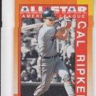 Cal Ripken League Leaders 1990 Topps #388 Orioles *ABC