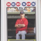 Terry Fancona Baseball Trading Card 2008 Topps #123 Red Sox MGR