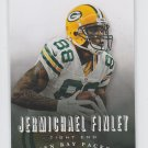 Jermichael Finley Football Trading Card 2013 Panini Prestige #75 Packers