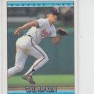 Cal Ripken Jr Baseball Trading Card 1992 Topps #35 Orioles