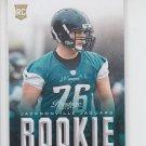 Luke Joeckel Rookie Card 2013 Panini Prestige #257 Jaguars
