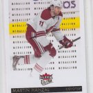 Martin Hanzel Gold Medallion 2014-15 Upper Deck Fleer Ultra #141 Coyotes