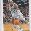 Paul Pierce Basketball Trading Card 2008-09 Upper Deck #13 Celtics