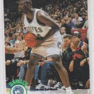 Isaiah Rider Rookie Card 1993-94 Skybox #367 Grizzlies QTY