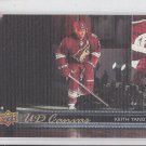Keith Yandle Canvas Parallel SP 2014-15 Upper Deck Series 1 #C6 Coyotes