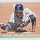 Curtis Granderson Trading Card Single 2008 Upper Deck Series 2 #499 Tigers