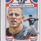 Jose Fernandez Diamond Kings SP 2014 Donruss #221 Marlins
